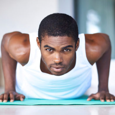 Beat the Heat:  Indoor Workouts with  Little to No Equipment
