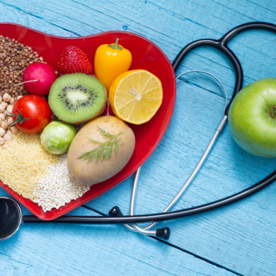 Take a Bite Out of Heart Month – Bust Healthy Eating Myths