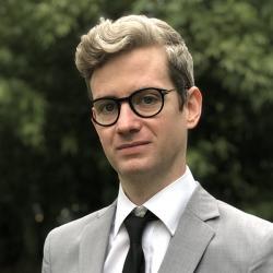 Charles Gresko-McTiernan, BSN, RN, CCRN